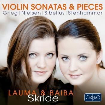 Cover Violin Sonatas & Pieces