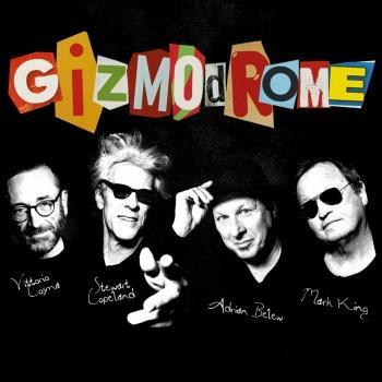 Cover Gizmodrome