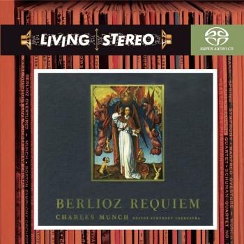 Cover Berlioz: Requiem
