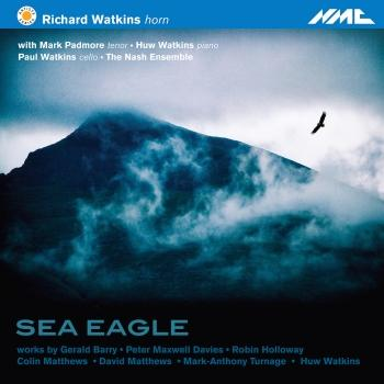 Cover Sea Eagle