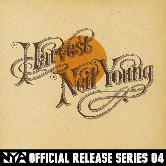 Cover Harvest (Remastered)