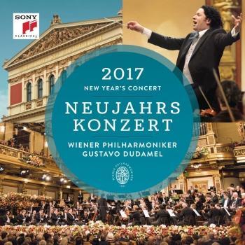 Cover Neujahrskonzert 2017 / New Year's Concert 2017