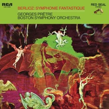Cover Berlioz: Symphonie Fantastique, H 48, Op. 14 (Remastered)