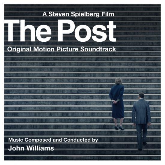 Cover The Post (Original Motion Picture Soundtrack)