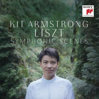 Cover Liszt: Symphonic Scenes