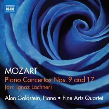 Cover Mozart: Piano Concertos Nos. 9 & 17 (Arr. I. Lachner for Piano & String Quintet)