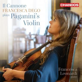 Cover Il Cannone: Francesca Dego Plays Paganini's Violin