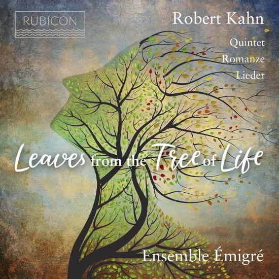 Cover Robert Kahn: Leaves from the tree of life