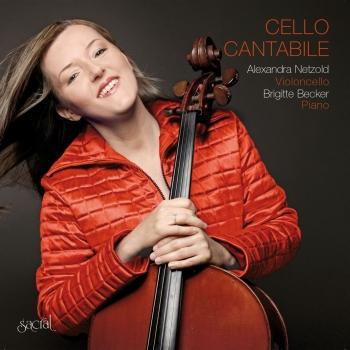 Cover Cello Cantabile