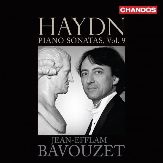 Cover Haydn: Piano Sonatas, Vol. 9