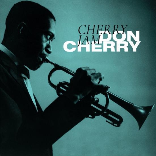 Cover Cherry Jam