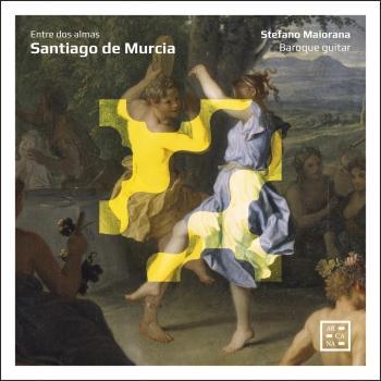 Cover Santiago de Murcia: Entre dos almas
