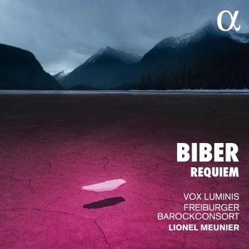 Cover Biber: Requiem