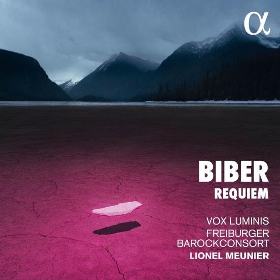 Cover Biber: Requiem