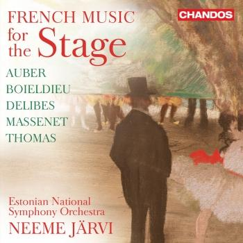 Cover French Music for the Stage