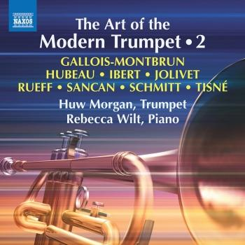 Cover The Art of the Modern Trumpet, Vol. 2