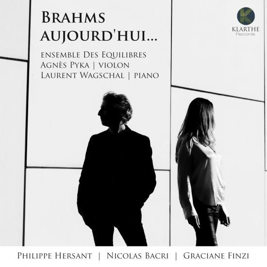 Cover Brahms aujourd'hui…