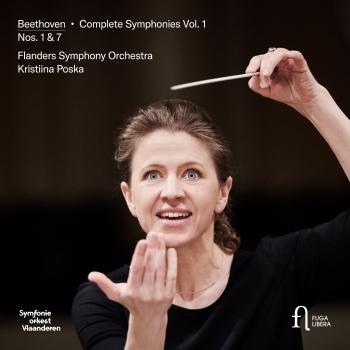 Cover Beethoven: Symphonies No. 1 & 7 (Complete Symphonies, Vol. 1)