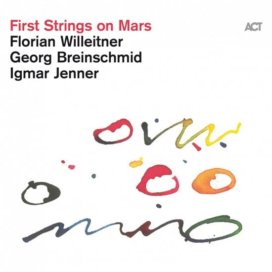 Cover First Strings on Mars