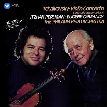 Cover Tchaikovsky: Violin Concerto & Sérénade mélancolique