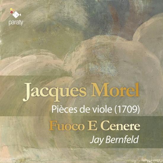 Cover Morel: Pièces de viole (1709)