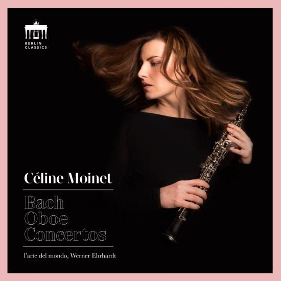 Cover Bach: Oboe Concertos