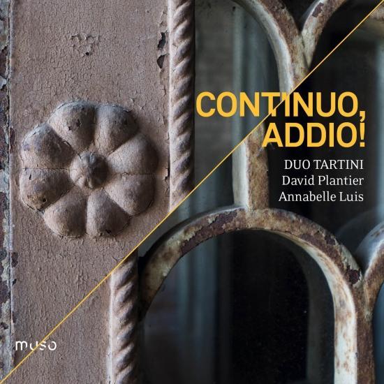 Cover Continuo, Addio!