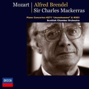 Cover Mozart: Piano Concertos Nos.9 & 25 (K.271 'Jeunehomme' & K.503)
