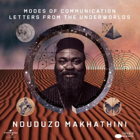 Cover Modes Of Communication: Letters From The Underworlds