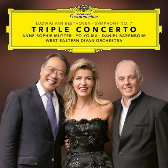 Cover Beethoven: Triple Concerto & Symphony No. 7