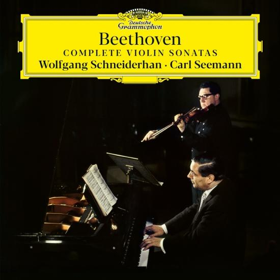 Cover Beethoven: Complete Violin Sonatas (Remastered)