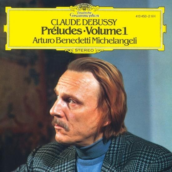 Cover Debussy: Préludes I (Remastered)