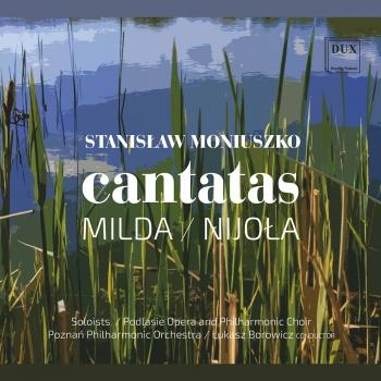 Cover Moniuszko: Milda & Nijoła
