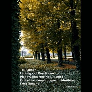Cover Ludwig Van Beethoven: Piano Concertos Nos. 4 and 5