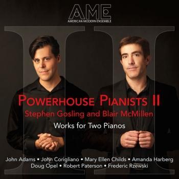 Cover Powerhouse Pianists II