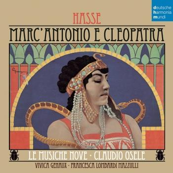 Cover Hasse: Marc'Antonio e Cleopatra