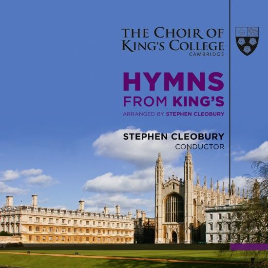 Cover Hymns from King's