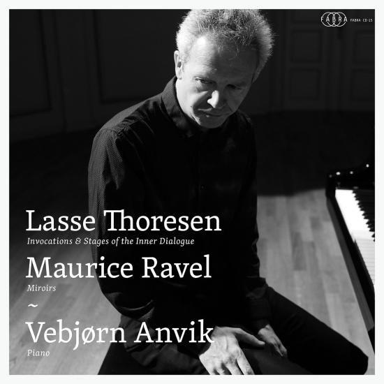 Cover Thoresen - Ravel - Anvik
