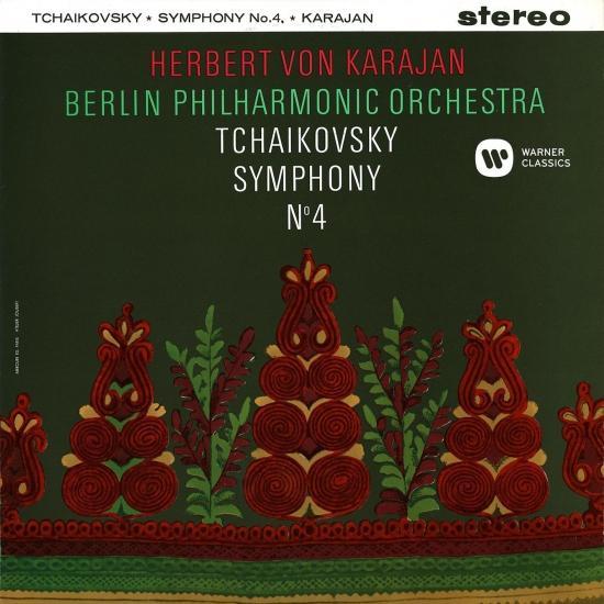 Cover Tchaikovsky: Symphony No. 4