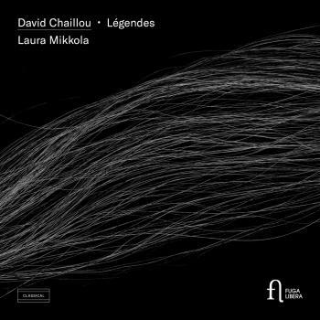 Cover Chaillou: Légendes