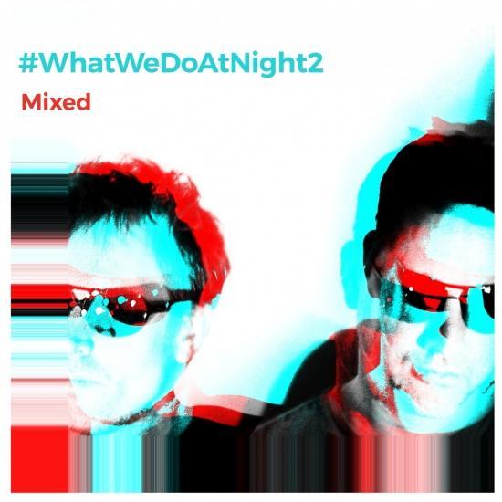 Cover #WhatWeDoAtNight 2 (Mixed)