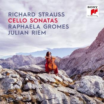 Cover Richard Strauss: Cello Sonatas