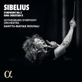 Cover Sibelius: Symphony No. 2, King Christian II