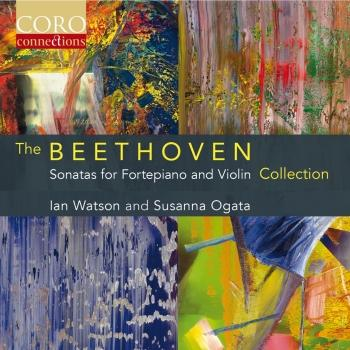 Cover The Beethoven Sonatas for Fortepiano and Violin Collection