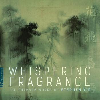 Cover Stephen Yip: Whispering Fragrance