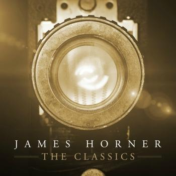 Cover James Horner - The Classics