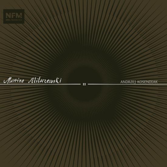 Cover Mielczewski: Vocal Works