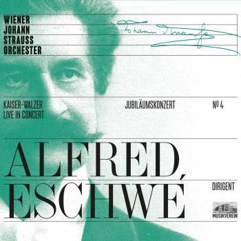 Cover Kaiser-Waltz Live in Concert - Jubiläumskonzert No. 4