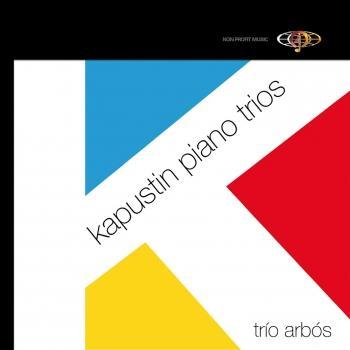 Cover Kapustin: Piano Trios
