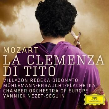 Cover Mozart: La clemenza di Tito (Live)